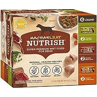 Rachael Ray Nutrish Natural Wet Dog Food, Grain Free