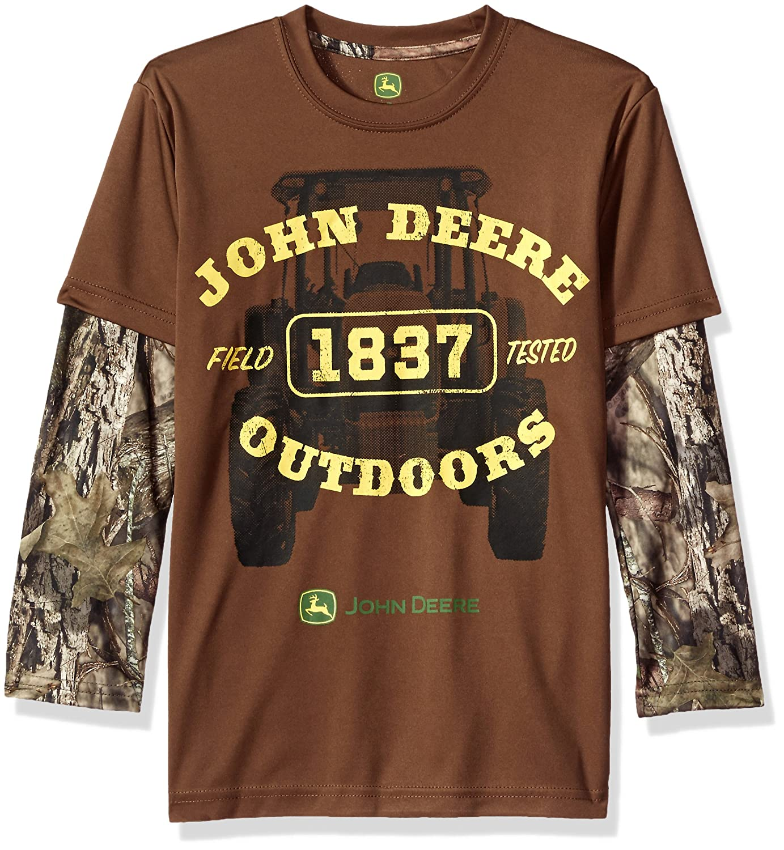 John Deere Boys 2 for Poly Tee