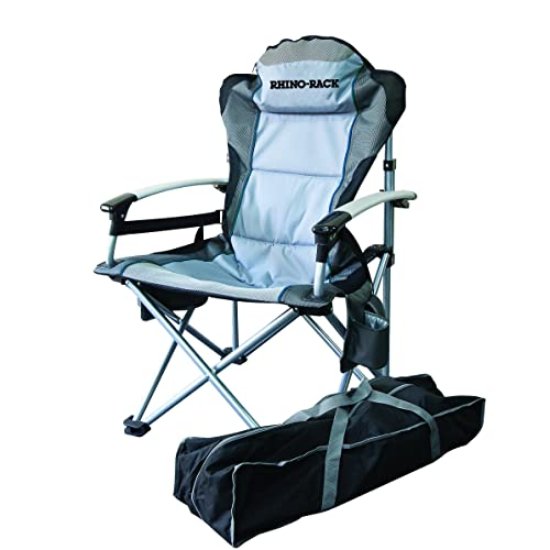 Padded Camping Chair RCC for Bad Back