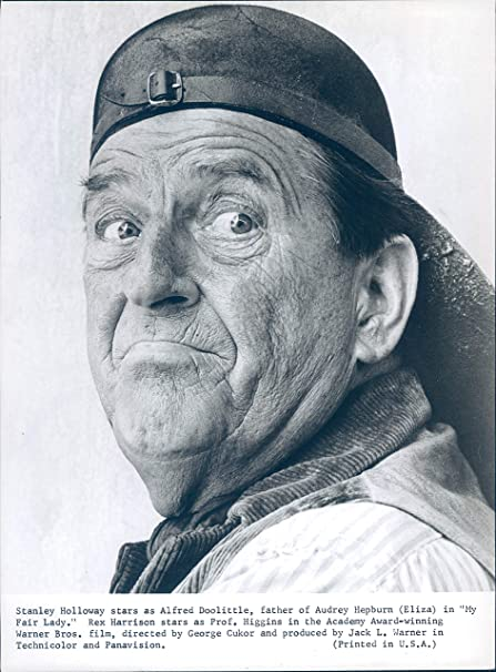 stanley holloway monologues brown boots
