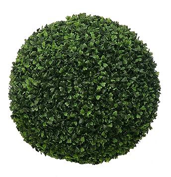 Amazonde Buchsbaumkugel Künstlich ø 40cm Buchsbaum Buxus Buxkugel