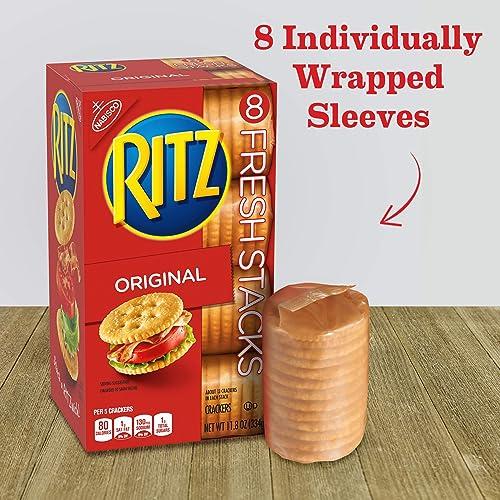Are RITZ Crackers Keto Friendly?