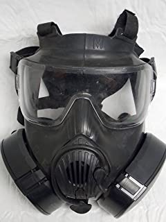 Avon Full Face Respirator M50 Gas Mask CBRN NBC Protection Medium