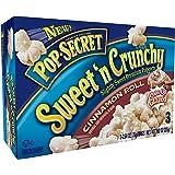 Pop Secret Sweet and Crunchy Cinnamon Roll, 7.92 Ounce