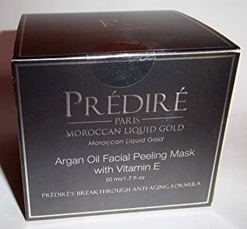 Prèdirè Paris Moroccan Argan Oil Facial Peeling Mask
