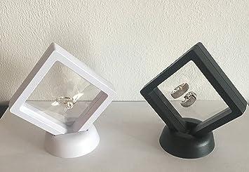 8a18b1c5e117 Amazon.com - JD PRIME Set of 2 Displays Floating Frame