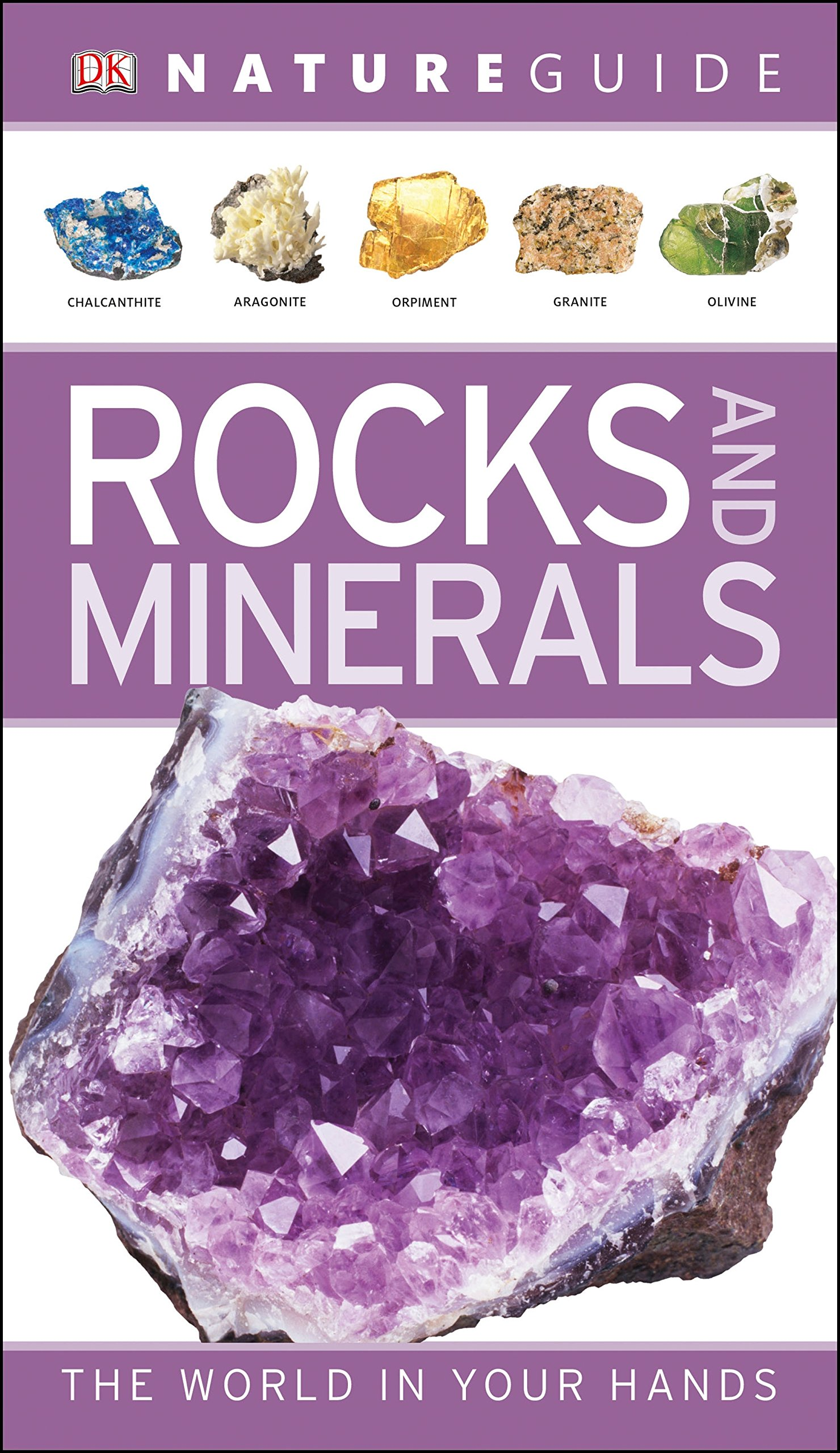 Nature Guide Rocks and Minerals (DK Nature Guide)