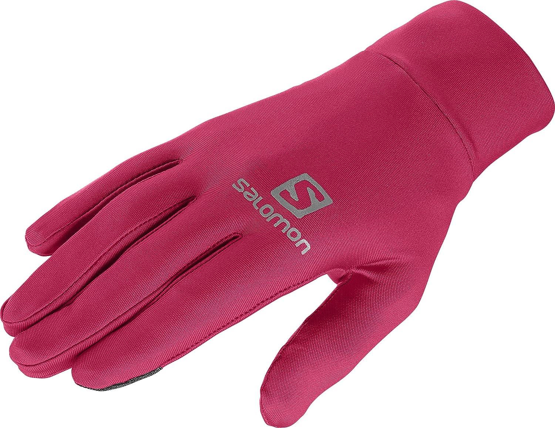 Salomon Active Glove U Lotus Pink L L37564300