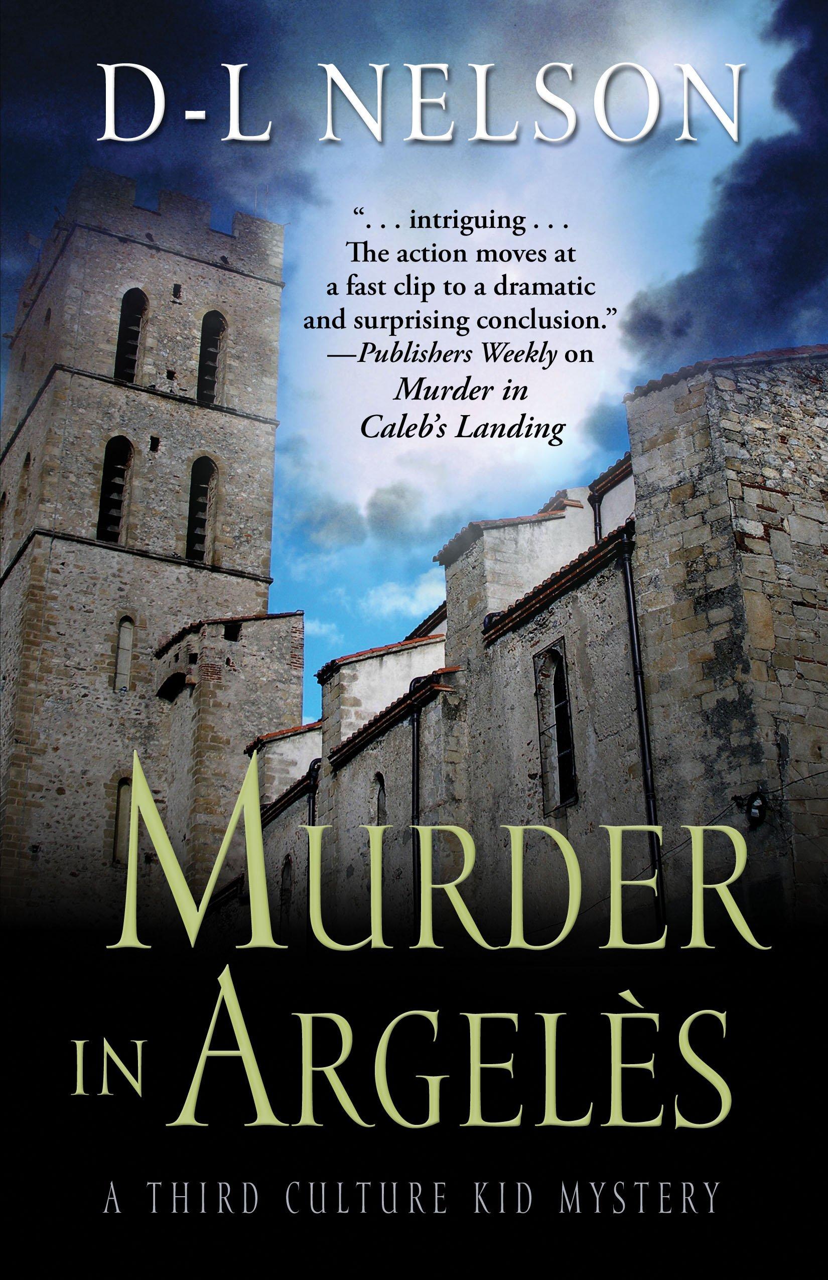 Murder in Argeles (A Third-Culture Kid Mystery) pdf epub