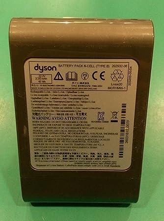 Batería original para aspiradora Dyson DC45 SV, DC 43 H, DC43H ...