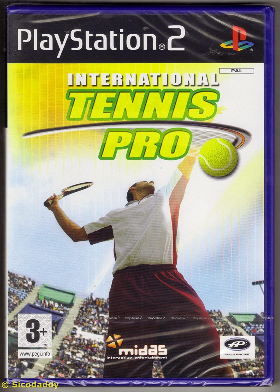 International Tennis Pro: Amazon.es: Videojuegos