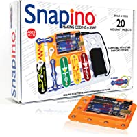 Elenco Snap Circuits Snapino - Making Coding A Snap Learning Set