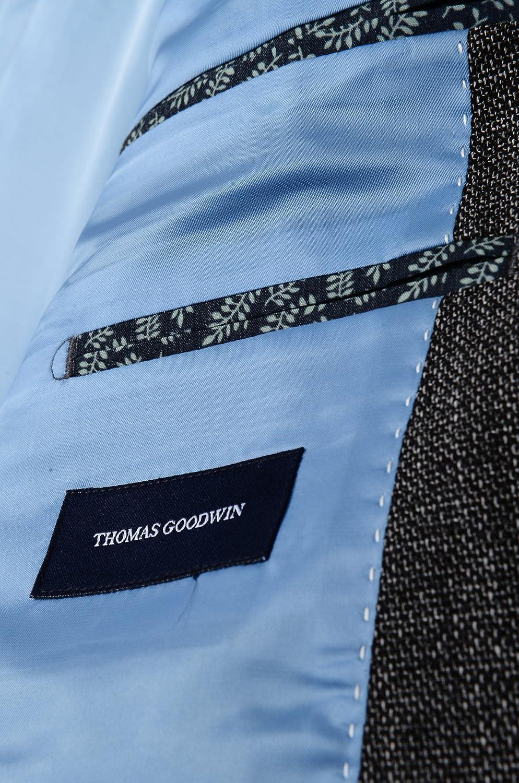 Thomas Goodwin Sakko Bradly mit Kontrastkn/öpfen