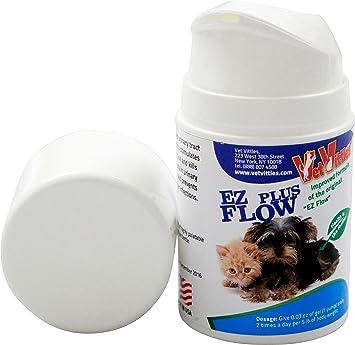 Pet Vitaminas EZ Plus Suplemento de hierbas de flujo para perros: Amazon.es: Productos para mascotas