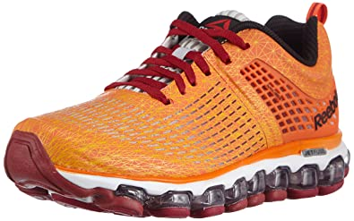 5eaf37f11dcec Reebok Zjet Run, Running Entrainement Homme - Orange  (Vivtanger Bingcherry STL