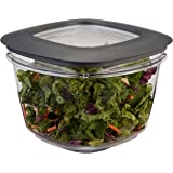 Rubbermaid Rubbermaid Premier Food Storage Container, 7 Cup, Grey
