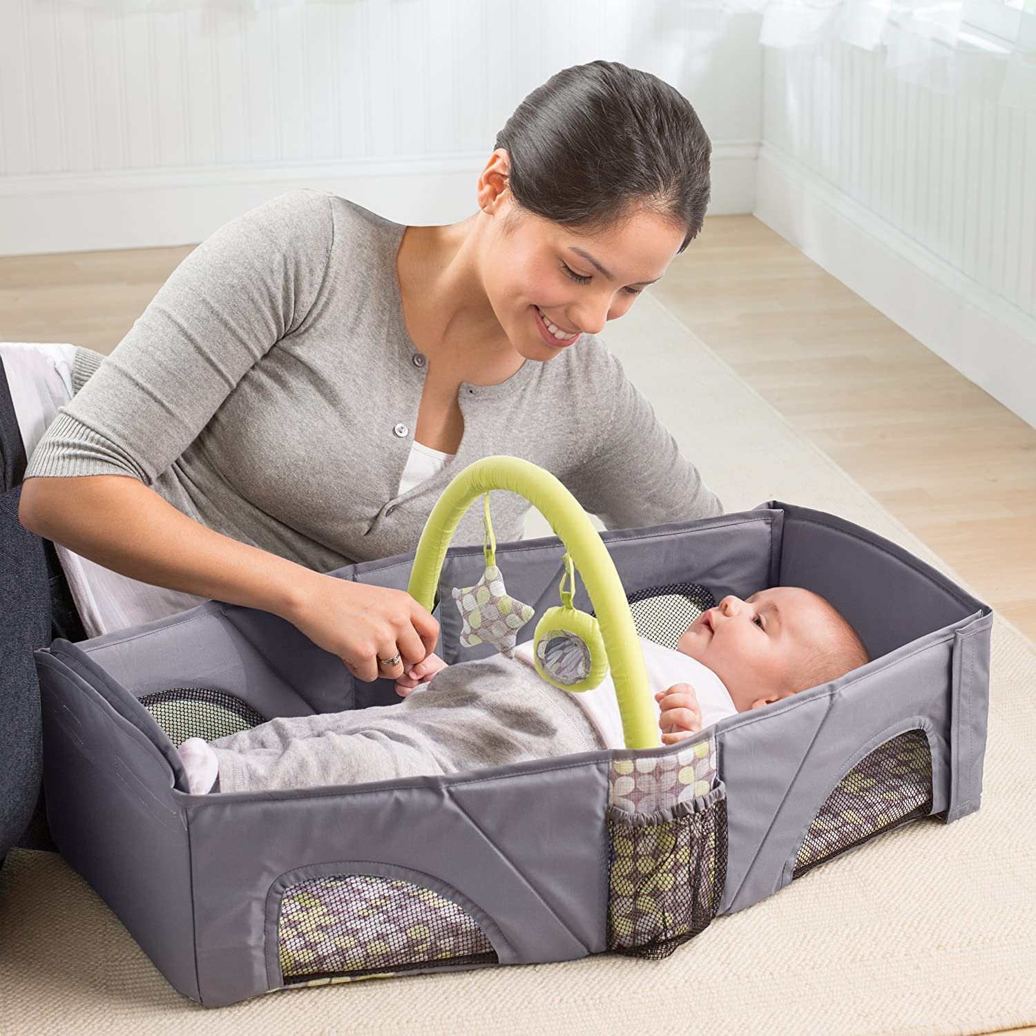 Baby jeep bed - Amazon Com Summer Infant Travel Bed Infant And Toddler Travel Beds Baby
