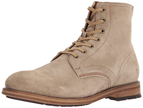 0fb894122ae FRYE Men's Bowery Lace Up Combat Boot