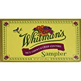 Whitman's Sampler Nut, Chewy & Crisp Centers Box, 12 Ounce