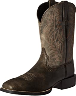7288a5656a5 Ariat Men s Sport Western Wide Square Toe Western Cowboy Boot
