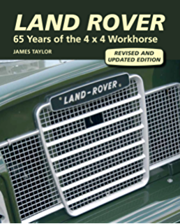 Amazon the land rover file 65th anniversary edition an eric land rover 65 years of the 4 x 4 workhorse fandeluxe Gallery