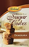 Roland Rough Cut Demerara Sugar, 35.3-Ounce Package