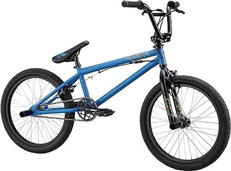 Mongoose - Bicicleta BMX de Ciclismo, Talla única, Color Azul ...