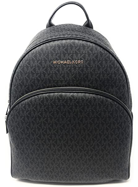 3b21abe70b7f MICHAEL Michael Kors Abbey Jet Set Large Leather Backpack (Black 2018):  Amazon.ca: Shoes & Handbags