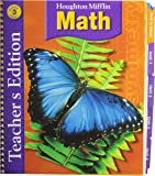 Houghton Mifflin Math, Grade 3, Vol. 1, Teacher Edition