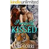 Purrfectly Kissed: Paranormal Dating Agency (A Maverick Pride Tale Book 2)