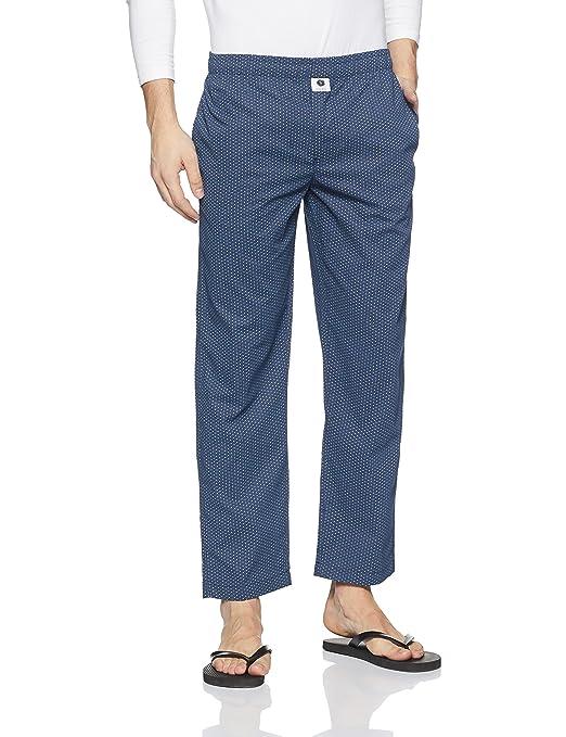 Amazon Brand - Symbol Men's Lounge Bottom Pyjamas & Lounge Pants at amazon