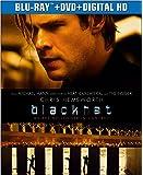 Blackhat [Blu-ray + DVD + UltraViolet]