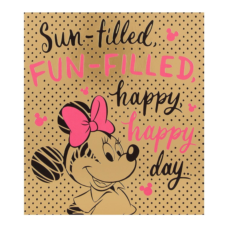 Biglietto di auguri Disney Minnie Hallmark 25454775
