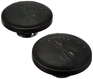 Lanzar Upgraded Standard 65quot 3 Way Triaxial Speakers