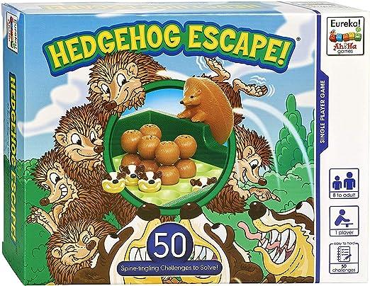 Eureka- Erizo Escape AhHa Juego, Multicolor (473543) , color/modelo surtido: Amazon.es: Juguetes y juegos