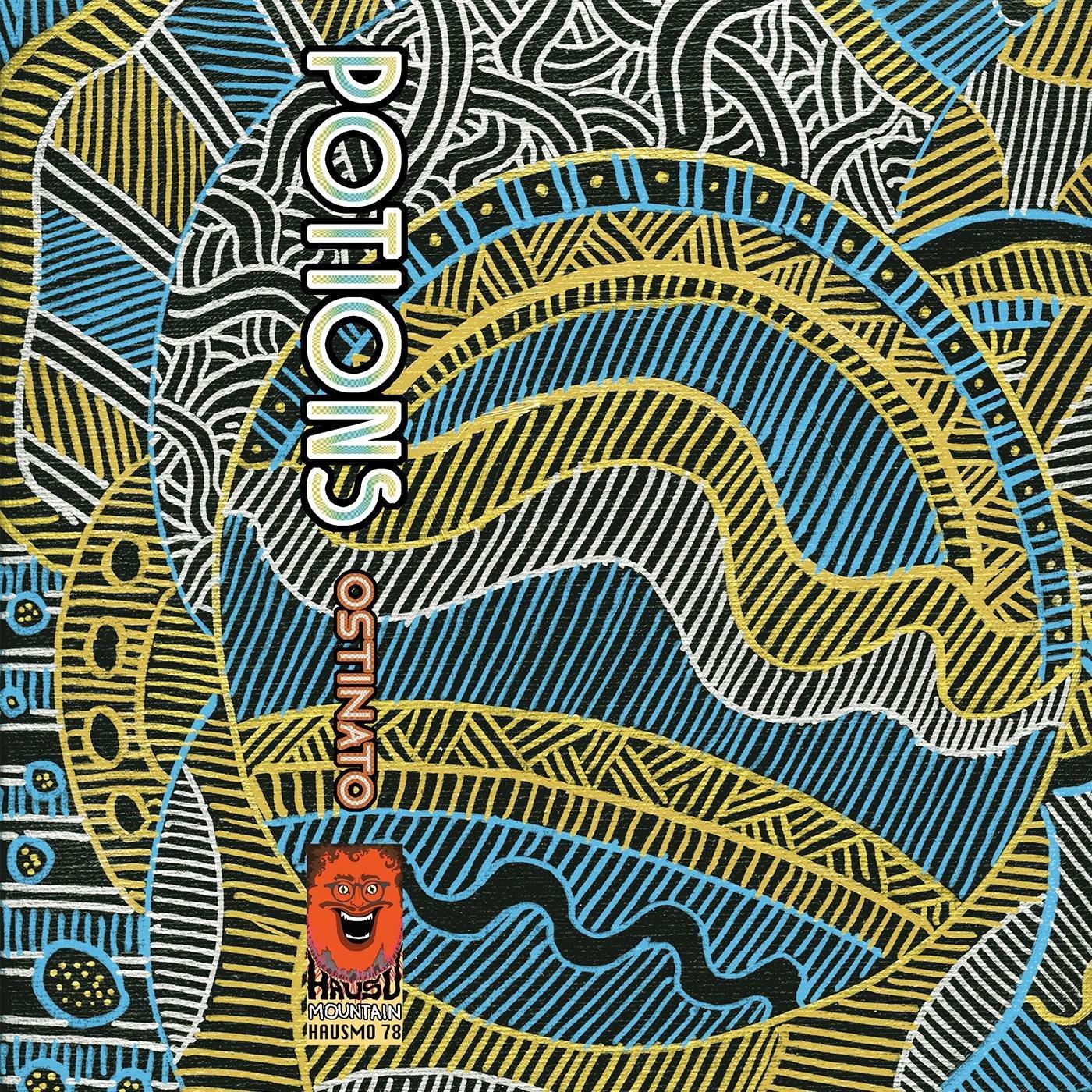 Cassette : Potions - Ostinato (Cassette)
