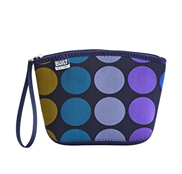 d005611873 Amazon.com   BUILT NY Neoprene City Clutch Cosmetic Bag