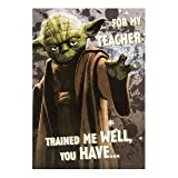 Hallmark Star Wars Thank You Teacher