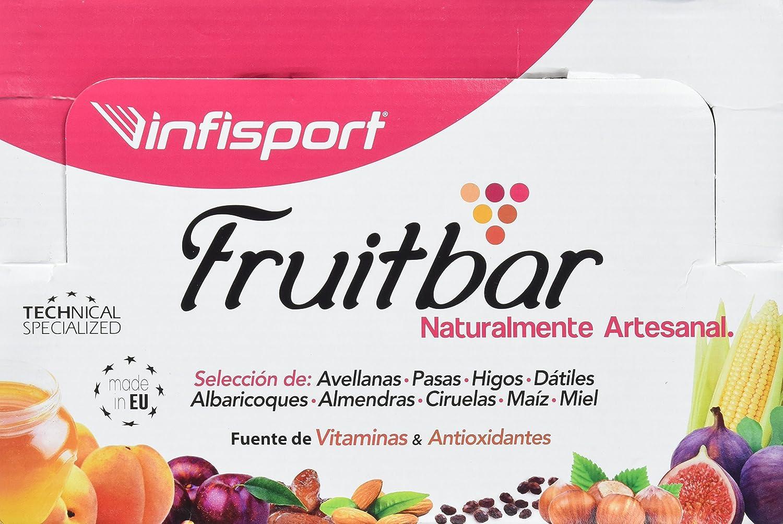 Infisport Fruit Bar - 24 Unidades: Amazon.es: Alimentación y ...