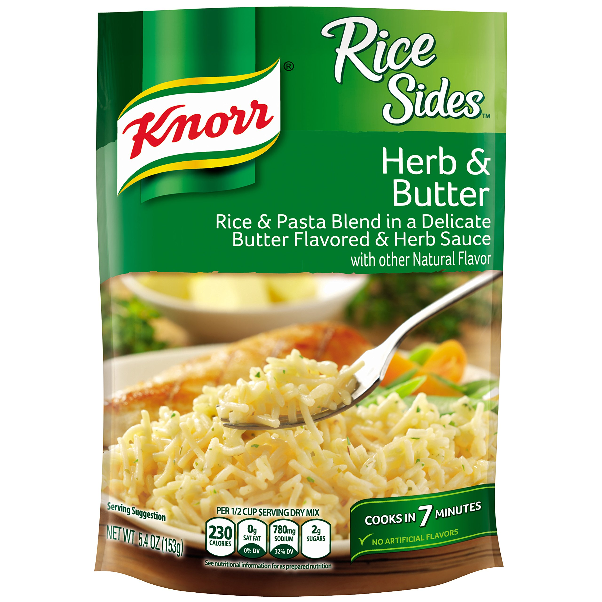 knorr rice sides rice side dish herb. Black Bedroom Furniture Sets. Home Design Ideas