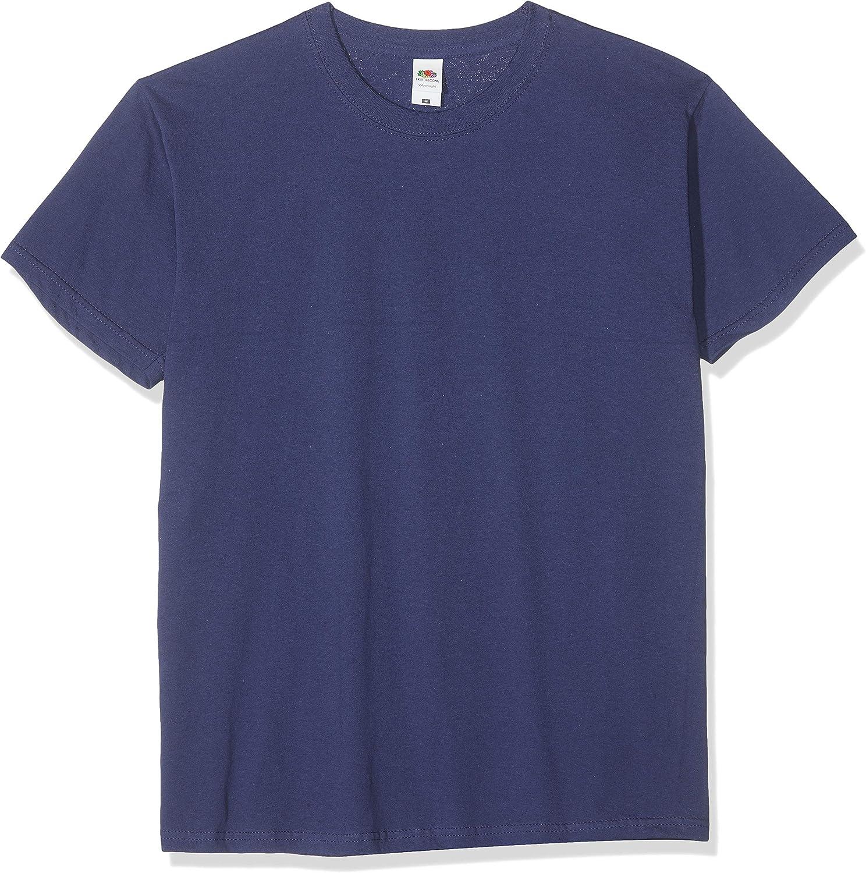 Pacco da 5 Fruit of the Loom T-Shirt Uomo