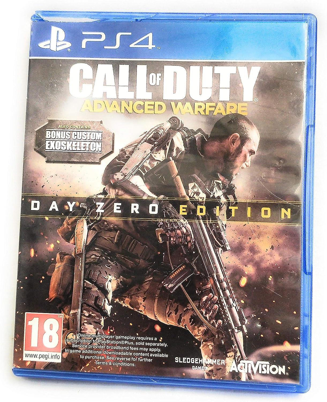 Call of Duty: Advanced Warfare: Day Zero Edition (PS4): Amazon.es: Videojuegos