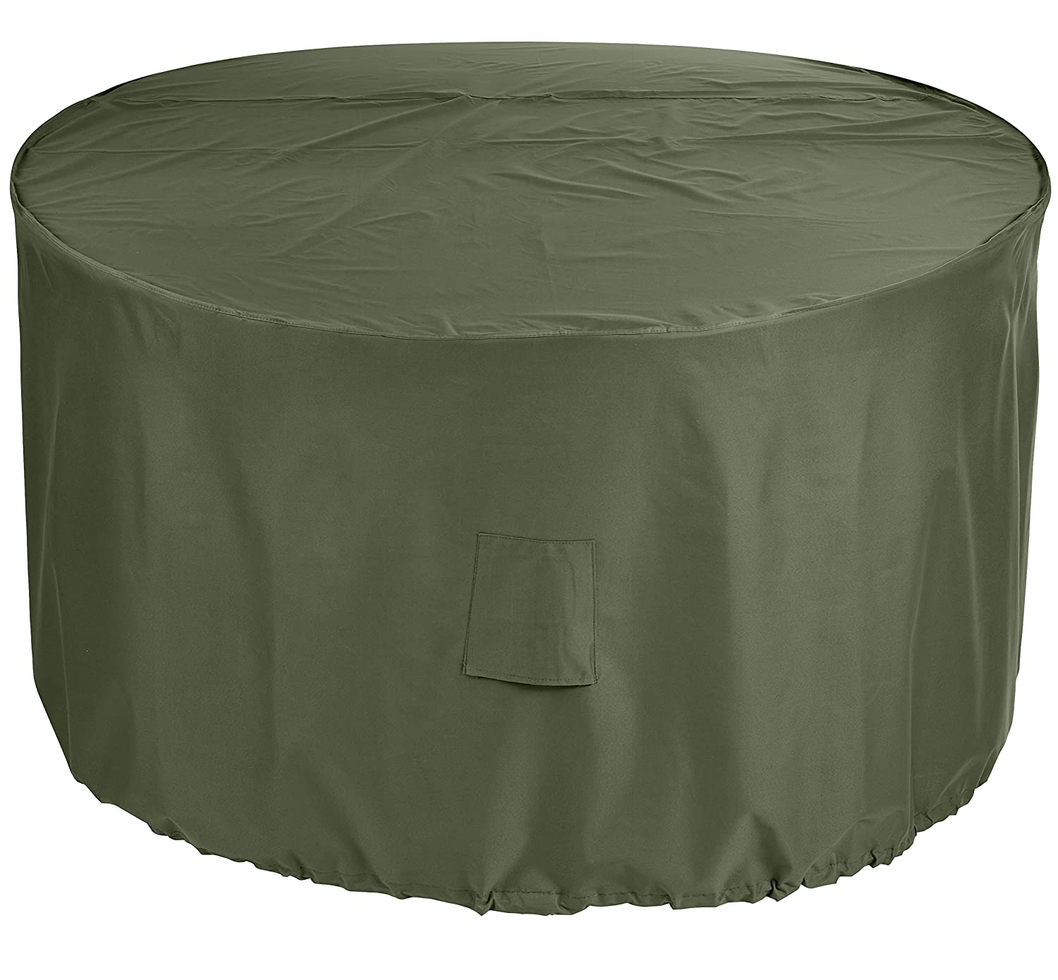 Gardman 34366 4-6 Seater Round Table Cover - Green