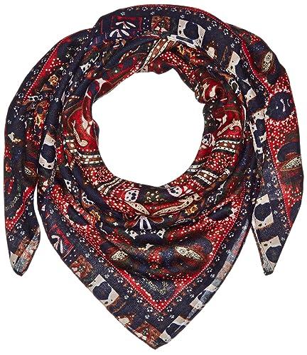 Cache Cache 6914040394, Pañuelo para Mujer, Azul (Eclipse), Talla Única