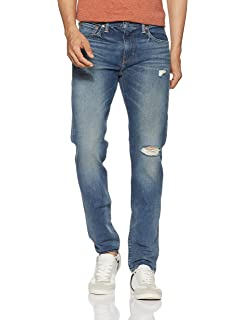 c4dcdbe4726 Levi's Men's (512) Slim Tapered Fit Jeans: Amazon.in: Clothing ...