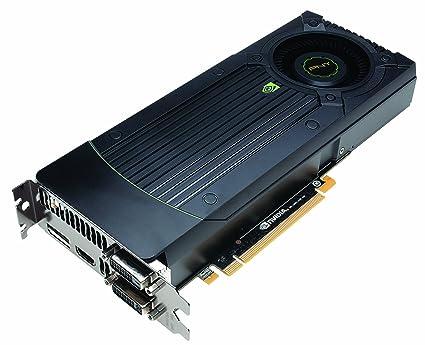 PNY VCGGTX670XPB GeForce GTX 670 2GB GDDR5 - Tarjeta gráfica ...