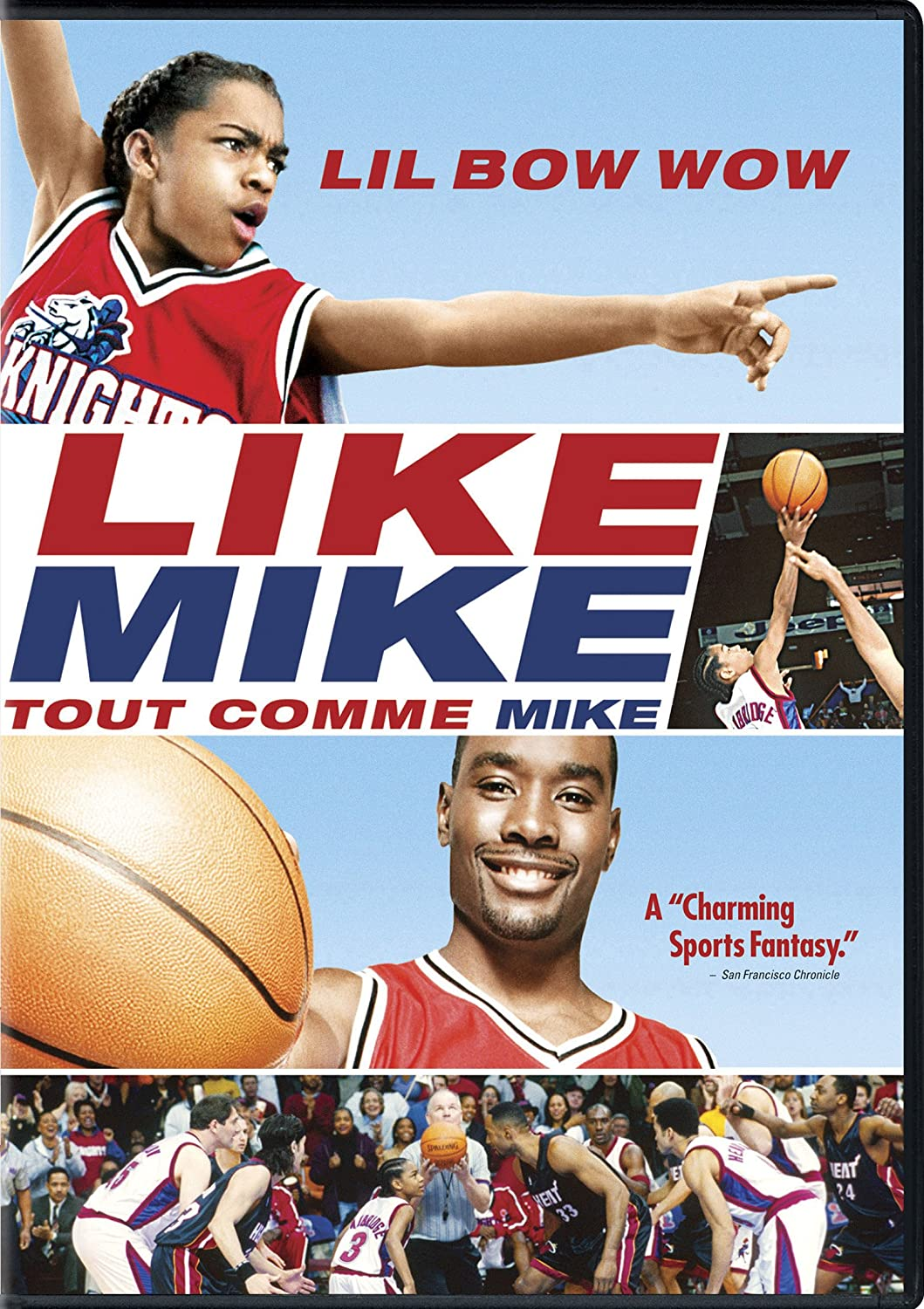 amazon com like mike shad moss jonathan lipnicki morris chestnut