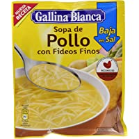 Gallina Blanca - Sopa de Pollo con Fideos