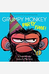 Grumpy Monkey Party Time! Hardcover
