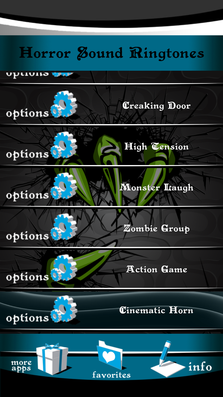 Amazon Horror Sound Ringtones Appstore For Android